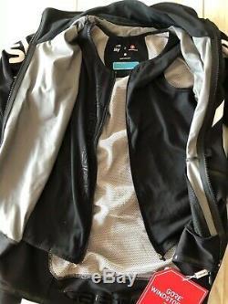 Castelli Alpha Ros Jacket Hommes Série Sky Issue Thomas Froome Tour Medium
