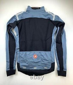 Castelli Alpha Ros Light Jacket Taille Homme Moyen Wind Stopper Nouveau