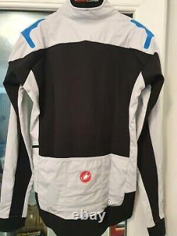 Castelli Alpha Ros (rain Or Shine) Gore-tex Light Jacket Taille M