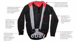 Castelli Homme Alpha Cycling Jacket Laurel Grey Size Medium