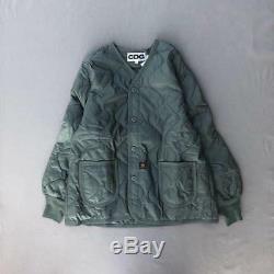 Cdg Comme Des Garcongs X Alpha Jacket