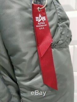 Eric Clapton 2010 De Tournée Nord-américaine Des Hommes Ma-1 Bomber Flight Hooded Jacket