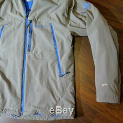 First Ascent Propulseur 279 $ Polartec Alpha Hommes M Capot Veste Air Softshell Nano