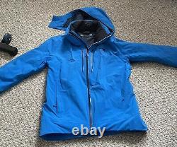 Helly Hansen Alpha Lifaloft Jacket Men's Medium Nwt (550 $ Au Détail)