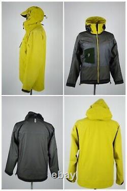 Homme Arcteryx Leaf Alpha Lt Gore-tex Pro Shell Hooded Jacket Arc'teryx Taille M