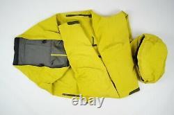 Homme Arcteryx Leaf Alpha Lt Gore-tex Pro Shell Jacket Yellow Arc'teryx Taille M