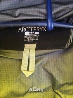 Hommes Arcteryx Alpha Ar Veste Medium