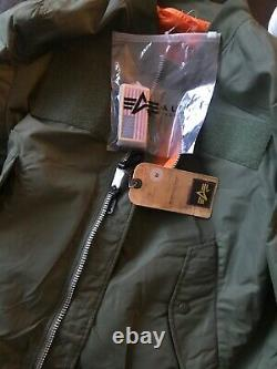 Industries Alpha L-2b Flex Sage M T.n.-o.