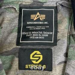 Industries Strict-g Alpha Costume Mobile Gundam Veste De Vol Taille M Navy
