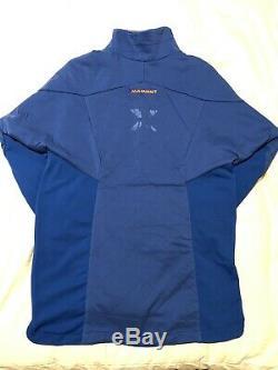 Mammut Eigerjoch Hybrid Polartec Alpha Insulated Jacket Mens Taille Moyenne