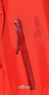 Manteau Arc'teryx Alpha Sv Gore-tex Pro Pour Femme Medium M Cardinal (rouge) Nouveau
