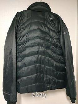 Marmot Gigawatt 800 Rill Power Down & Polartec Alpha Insulation Jacket Noir M