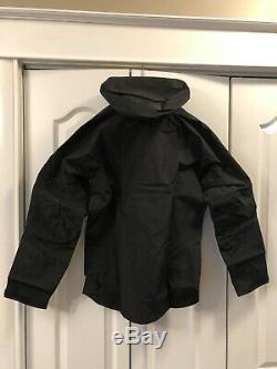 Mens Arc'teryx Alpha Sv Gore Tex Taille Shell Pro Medium, Modèle 2019, 24k Noir