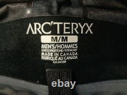 New Arc'teryx Leaf Alpha Lt Jacket (gen 2) Wolf Grey Men's Medium 18864