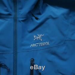 Nouveau Arc'teryx Alpha Sv Goretex Pro Montagne Taille M Parka