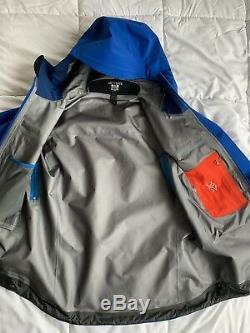 Nouveau Arcteryx Alpha Sv Goretex Pro Jacket Mens Medium