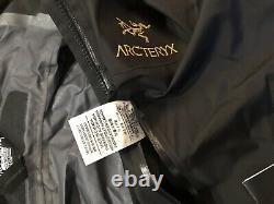 Nouveau Arcteryx Alpha Sv Jacket Gore-tex Medium