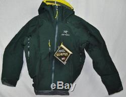 Nouveau Arcteryx Alpha Sv Jacket S-l Manteau Zevan 3 Couches Goretex Pro Fast Ship