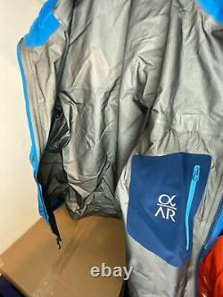 Nouveau Arcteryx Gore-tex Pro Arc'teryx Alpha Ar Jacket (taille M) Authentic Nwt Read