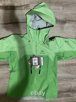 Nouveau Avec Tags Arc'teryx Alpha Ar Goretex Pro Jacket Medium- Womens Portal