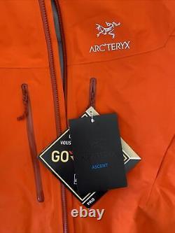 Nouveau Avec Tags Arcteryx Alpha Sv Trail Blaze Jacket Mens Medium