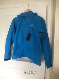 Nwt Arc'teryx Alpha Fl Jacket Medium Baja Femmes