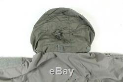 Patagonia Alpha Grey Medium Coquille Souple Régulière Niveau 5 Veste De Combat Manteau L5 Pcu