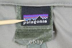 Patagonia Alpha Grey Moyenne Régulière Soft Shell Niveau 5 Veste De Combat Coat L5 Pcu