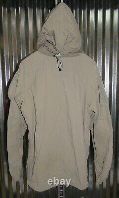 Patagonia Alpha Grey Moyenne Régulière Soft Shell Niveau 5 Veste De Combat L5 Pcu Z-4
