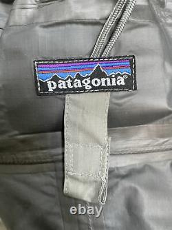 Patagonia Niveau 6 Pcu Gore-tex Veste Imperméable Parka Alpha Vert Moyen Long