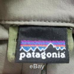 Patagonia Pcu Militaire Niveau 5 Veste Alpha Gris Moyen Nwt Régulier