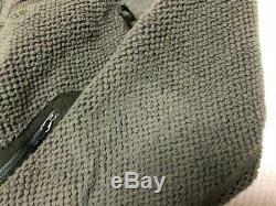 Patagonia R2 Fleece Jacket Mars Taille Alpha Vert M Armée Us Utilisé Rare