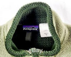 Patagonia R4 Régulateur Hommes Polartec Full Zip Veste Polaire Alpha Vert Moyen