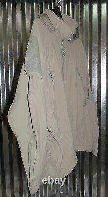 Patagonie Alpha Grey Medium Regular Soft Shell Niveau 5 Veste De Combat L5 Pcu K-1