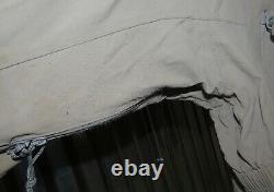 Patagonie Alpha Grey Medium Regular Soft Shell Niveau 5 Veste De Combat L5 Pcu K-3