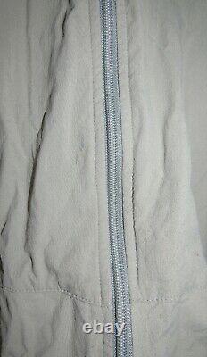 Patagonie Alpha Grey Medium Regular Soft Shell Niveau 5 Veste De Combat L5 Pcu P-2
