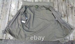 Patagonie Alpha Grey Medium Regular Soft Shell Niveau 5 Veste De Combat L5 Pcu P-8