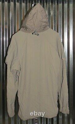 Patagonie Alpha Grey Medium Regular Soft Shell Niveau 5 Veste De Combat L5 Pcu Q2