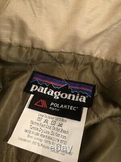 Patagonie Niveau 3a Alpha Moyen Couleur Rare Nsw Seal Devgru