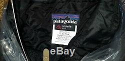 Patagonie Niveau 3a Veste Noir Mi-polartec Alpha L3a
