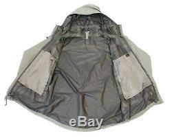 Patagonie Niveau 6 Alpha Gris Moyen À Long Pluie Combat Jacket L6 Ucp Hard Shell