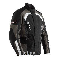 Rst Alpha 4 (ce) Textile Touring Moto Veste De Moto Gun Metal