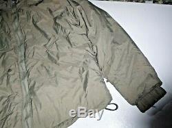 Sekri Militaire Ucp Niveau 7 Soft Shell Jacket Type I Alpha Vert Moyen Excellent