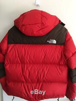 Sommet Alpha North Face Jacket Limited Edition 800 Ltd Wind Stopper Bas Puffer