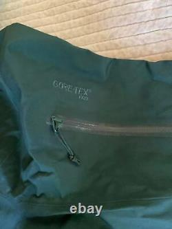T.n.-o. Nouveau Arc'teryx Alpha Sv Goretex Pro Jacket Menssizemzevan Green