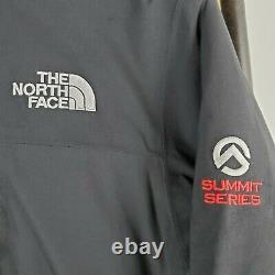 The North Face Size Medium Womens Summit Series Hyvent Alpha Black Jacket Coat