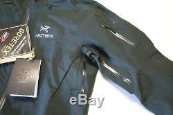Tn-o 799 $ Arc'teryx Alpha Sv Couleur Vert Rare Goretex Taille Pro Medium