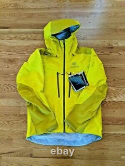 Tn-o Arc'teryx Alpha Ar Jacket Mens Medium