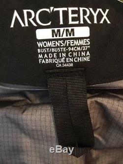 Veste Alpha Ar Gore-tex Pro Pour Femmes Arc'teryx, Tn-o. Moyen. Chartreuse (575 $)