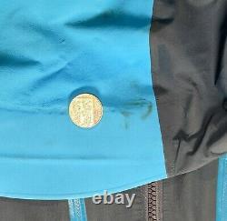 Veste Alpha Ar Goretex Pro Arc'teryx Homme En Taille Bleue Moyenne